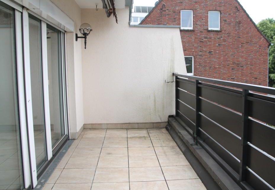 Freischaufler - Balkon nachher