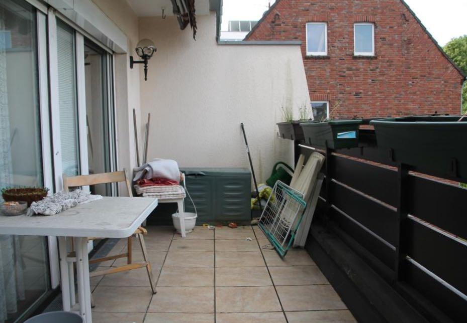 Freischaufler - Balkon vorher