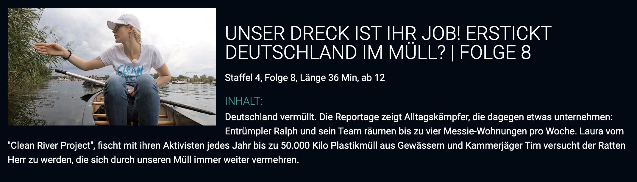 Freischaufler - TVNow Report