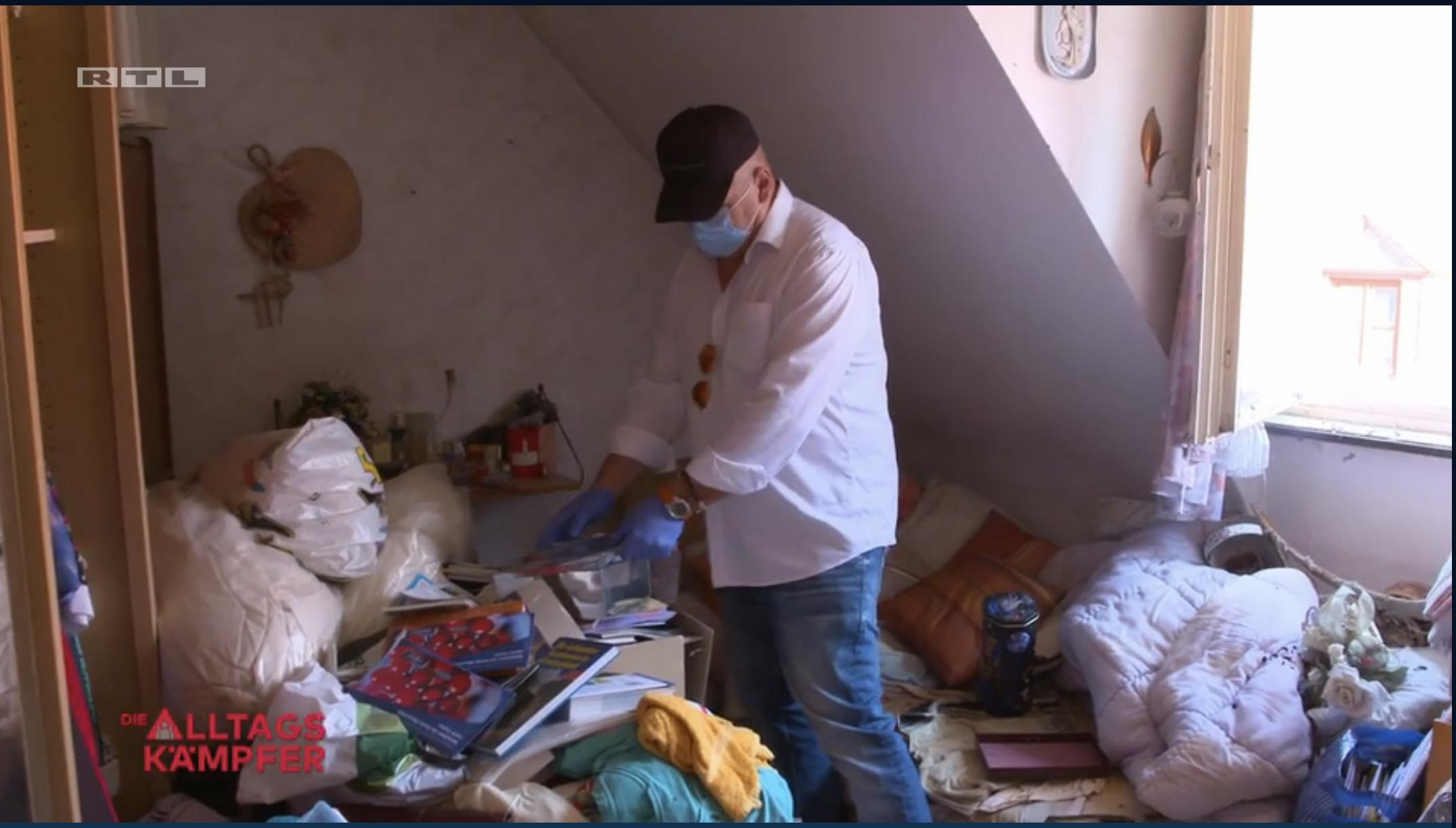 Freischaufler - Räumung einer Messi Wohnung